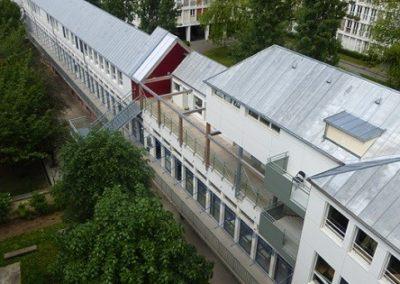 Rehabilitation et extension du lycée Le Rebours